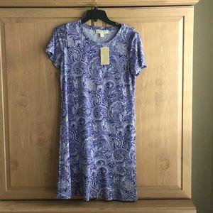 NWT Michael Kors Paisley Dress